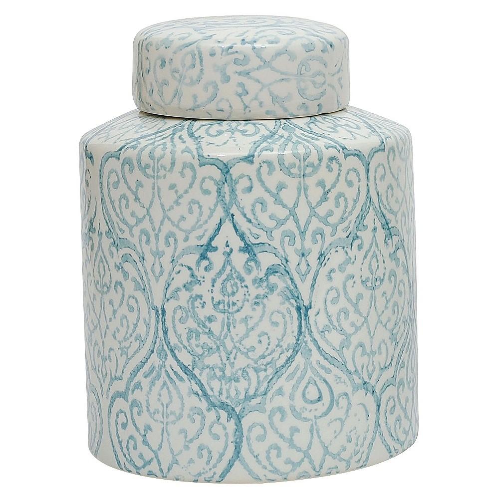 "Image of ""Ceramic Ginger Jar (10-1/8"""")"""