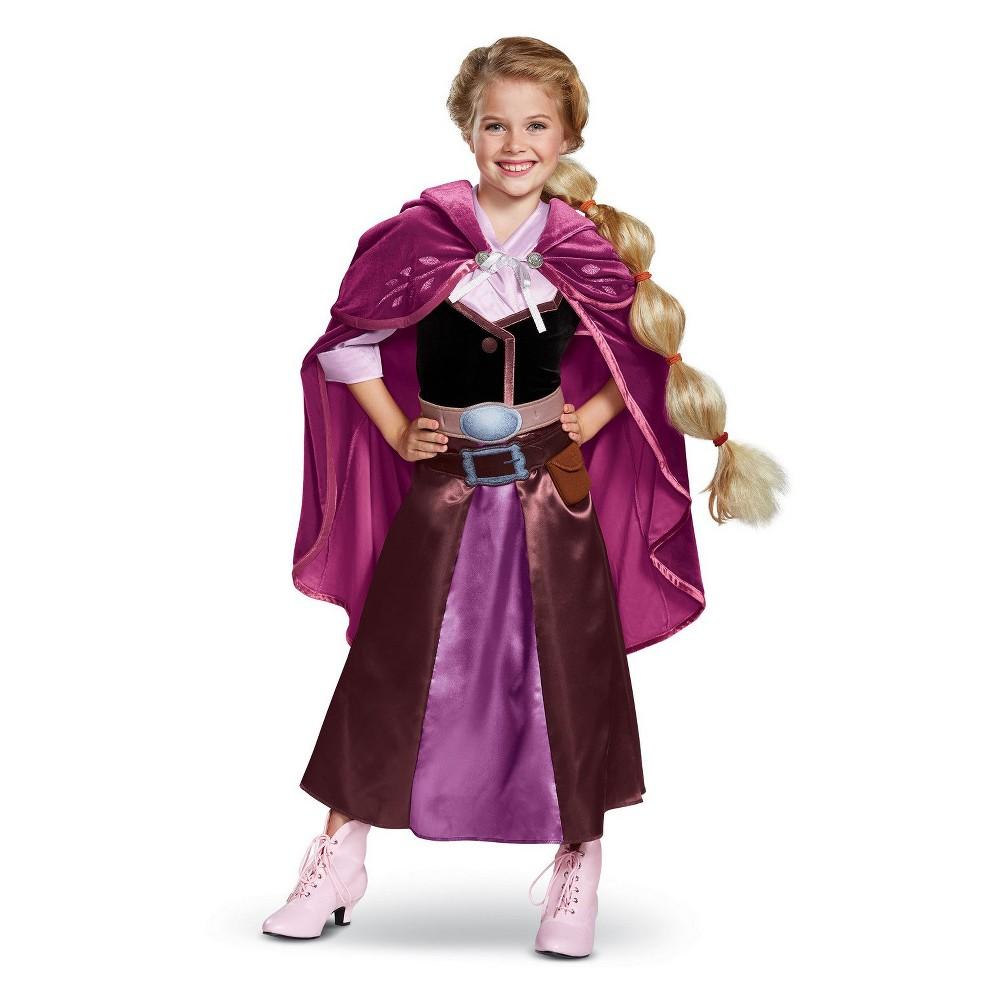 Toddler Girls' Disney Princess Rapunzel Halloween Costume 3T-4T Green