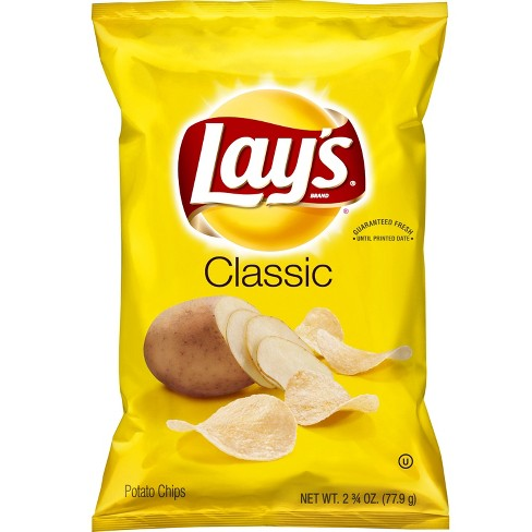Lay's Classic Potato Chips - 2.88oz - image 1 of 4