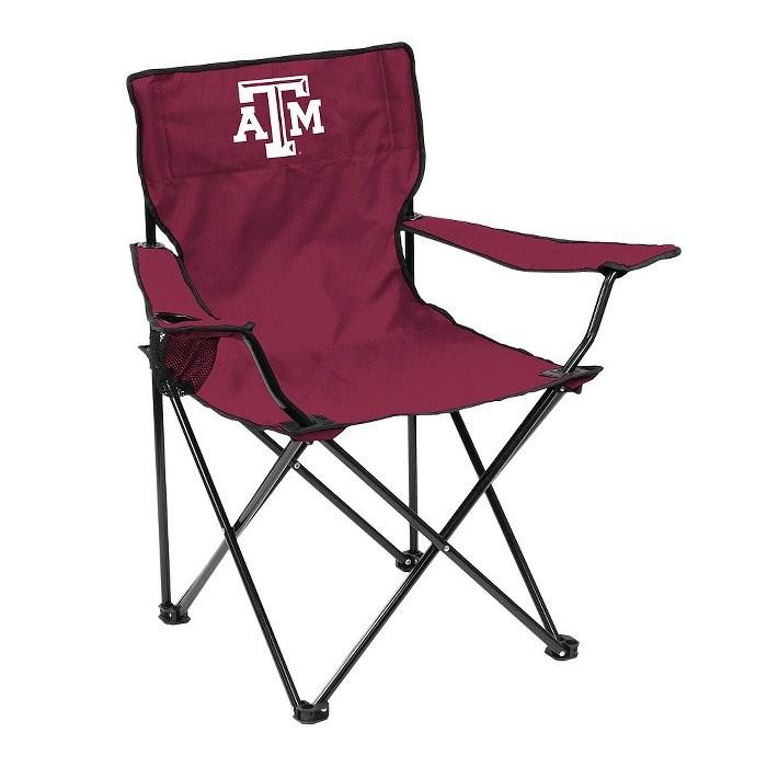 Texas A&M Aggies Quad Folding Camp Chair with Carrying Case - image 1 of 1