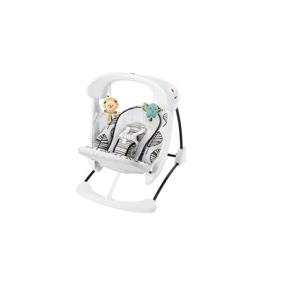 Fisher-Price Deluxe Take-Along Swing & Seat - Falling Leaves