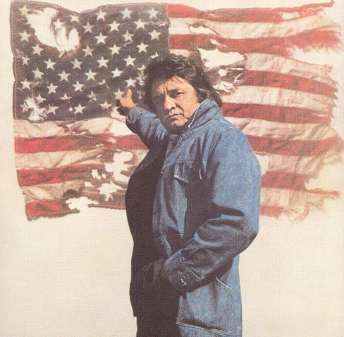 Johnny cash - Ragged old flag (CD) - image 1 of 1