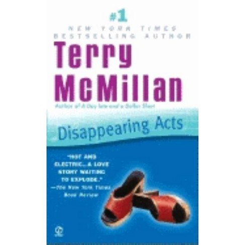 Disappearing Acts - by  Terry McMillan (Paperback) - image 1 of 1