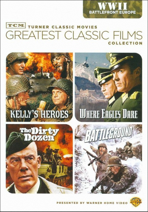 TCM Greatest Classic Films Collection: WWII - Battlefront Europe [2 Discs] - image 1 of 1