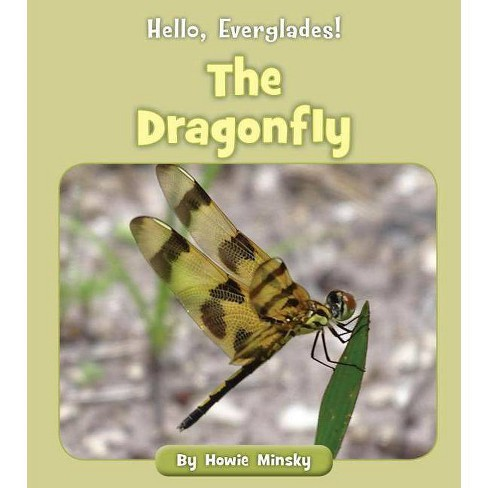 The Dragonfly - (Hello, Everglades!) by  Howie Minsky (Paperback) - image 1 of 1