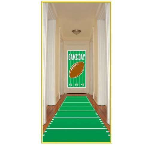Football Field Runner Green 10' - image 1 of 1