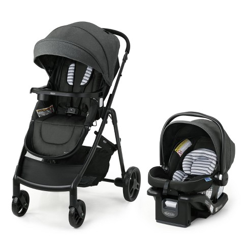 Graco Modes SE Travel System with SnugRide Infant Car Seat - Somerdale - image 1 of 4