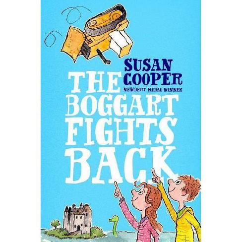 The Boggart Fights Back - by  Susan Cooper (Hardcover) - image 1 of 1