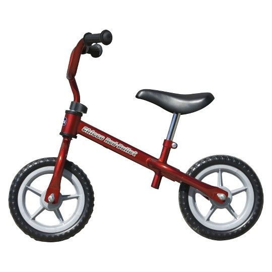 Chicco Red Bullet Balance Bike, Kids Unisex image number null