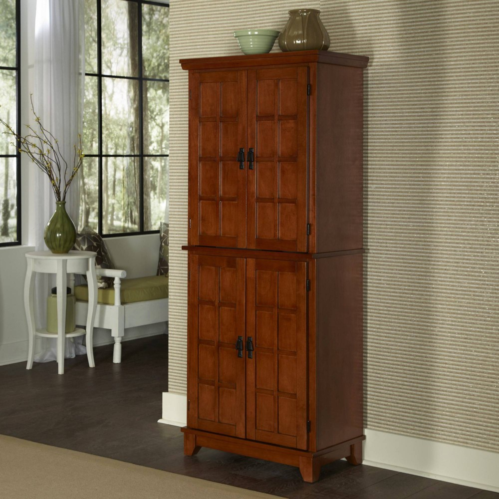 Arts 38 Crafts Pantry Cottage Oak Home Styles
