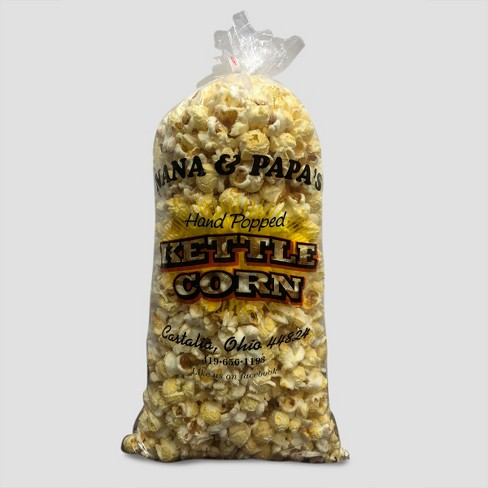 Nana & Papa's Hand-Popped Kettle Corn - 10oz Bag - image 1 of 1