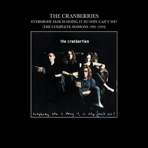 Cranberries - Everybody else is doing it so why can (CD) - image 1 of 2