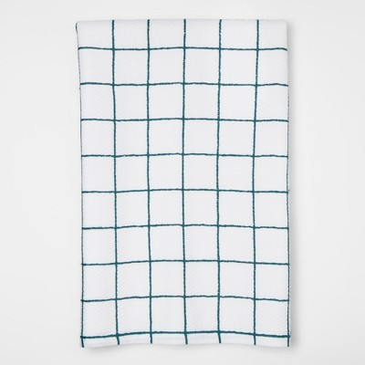 Green Plaid Kitchen Towel - Project 62™