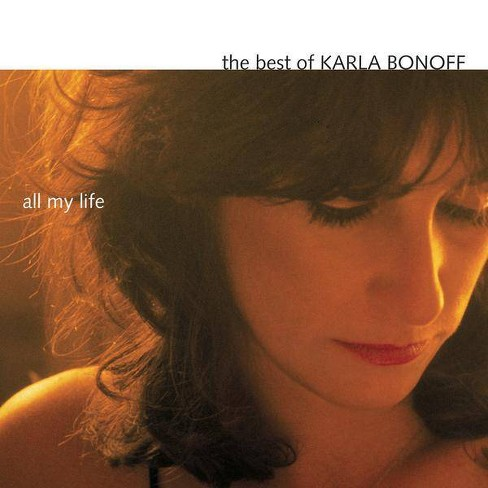 Karla  KarlaBonoff Bonoff - All My Life: The Best Of Karla Bonoffall My Life: The Best Of Karla Bonoff - image 1 of 1