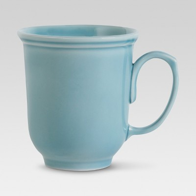 Wellsbridge Mug 12oz Ceramic Aqua - Threshold™
