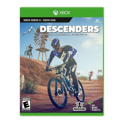 Descenders - Xbox Series X/Xbox One
