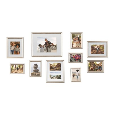 10pc Adlynn Frame Box Set - Kate & Laurel All Things Decor