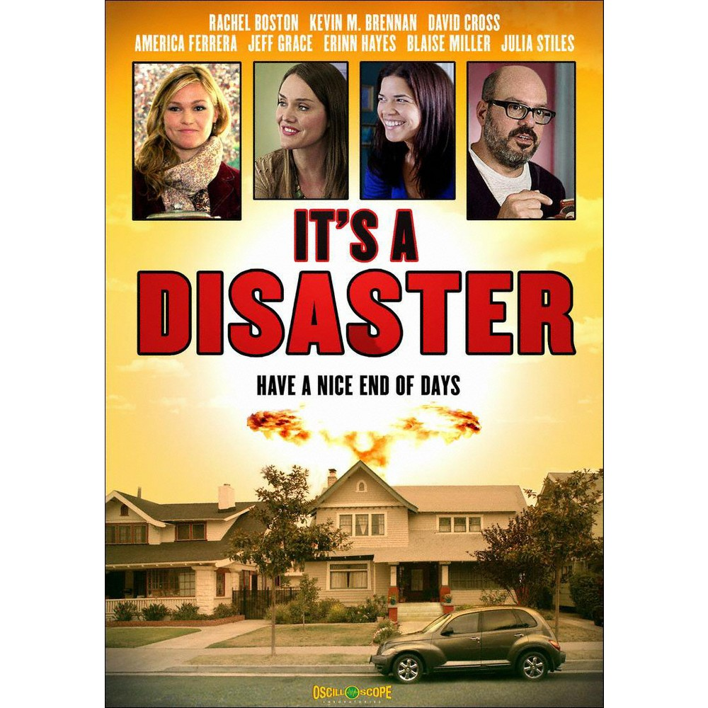 It's A Disaster (Dvd), Movies