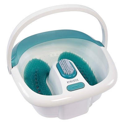 HoMedics Bubble Spa Elite Footbath with Heat Boost