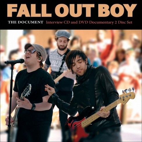 Fall out boy - Document:Fall out boy (CD) - image 1 of 1