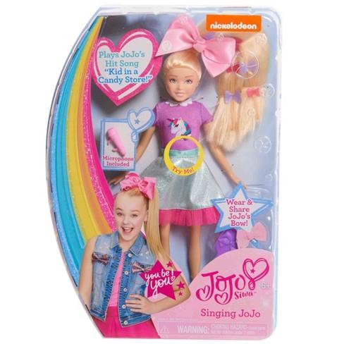 Nickelodeon JoJo Siwa Singing Doll -