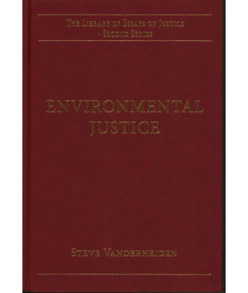 Environmental Justice (Hardcover) - image 1 of 1
