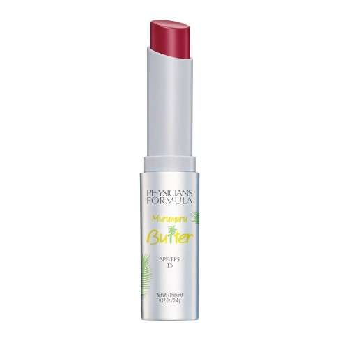 Physicians Formula Murumuru Butter Lip Cream Acai Berry 0.12oz - image 1 of 2
