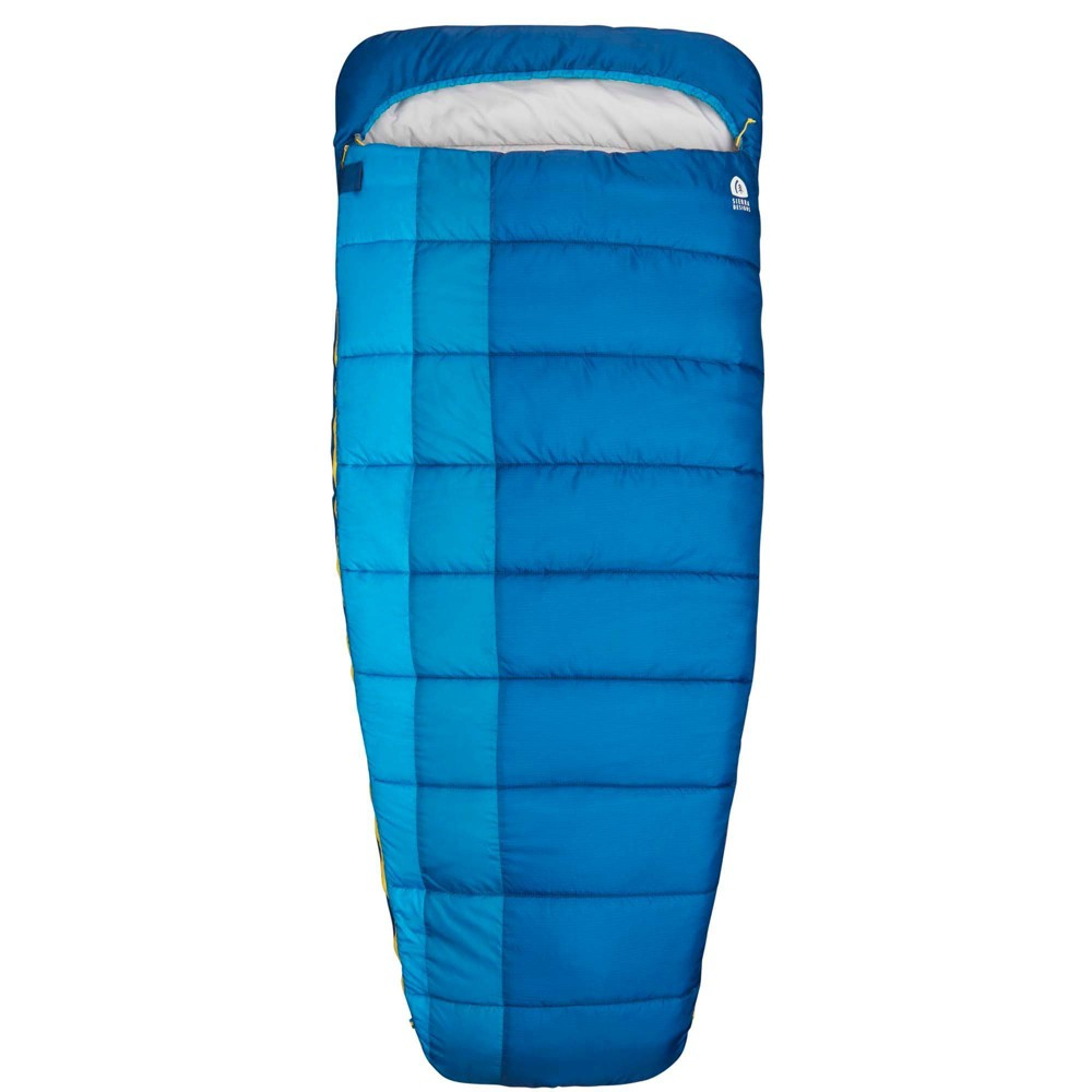 Image of Sierra Designs Audubon 30 Degree Fahrenheit Sleeping Bag - Blue