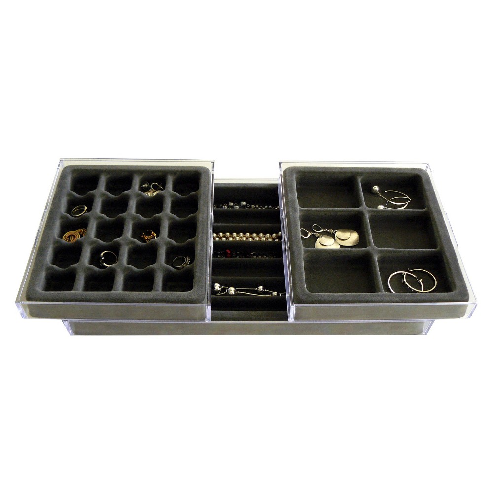 Image of Axis Stack 'em Plastic Jewelry Organizer, Women's