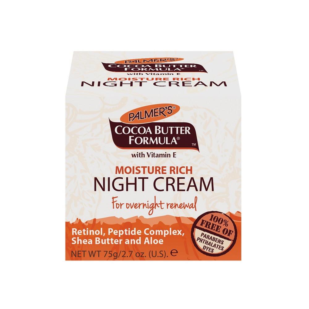 Image of Palmer's Cocoa Butter Formula Night Renewal Cream - 2.7 oz