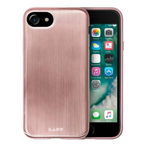 Laut Apple Iphone 8 Plus 7 Plus 6s Plus 6 Plus Case Metallic Rose