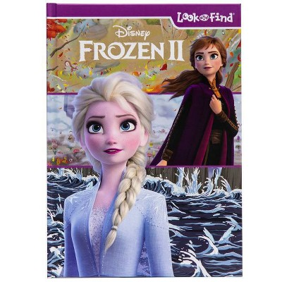 Disney - Frozen 2 Look and Find Activity Book (Hardcover)