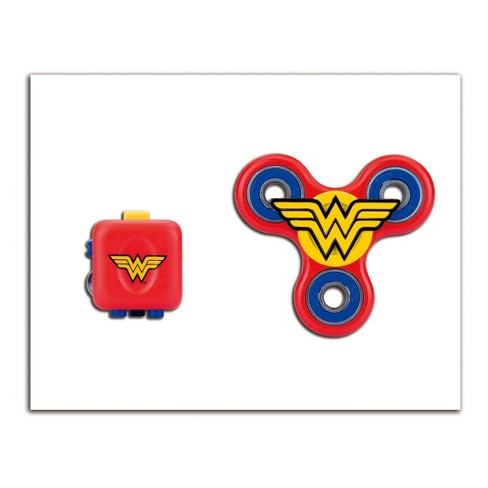 Fidget Cube - Wonder Woman - image 1 of 3