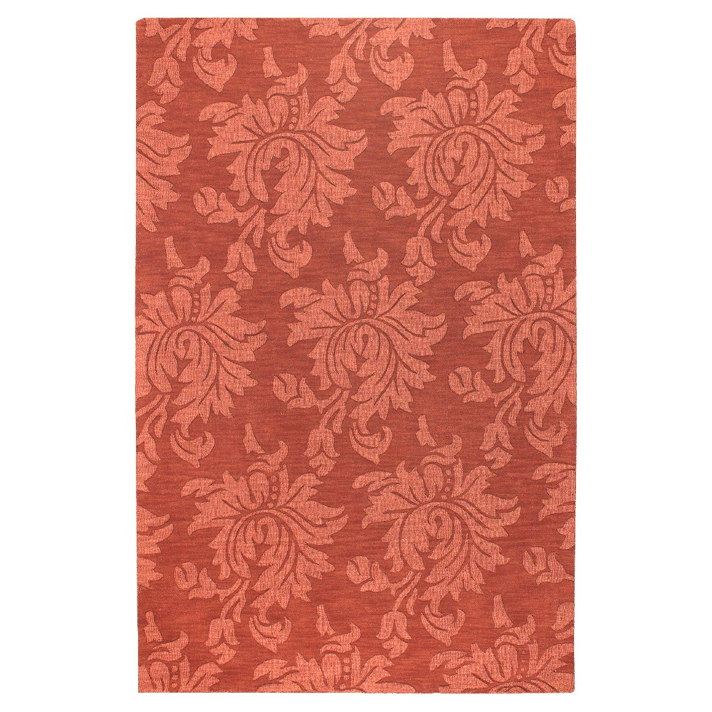 Camel Solid Loomed Accent Rug - (2'X3') - Surya