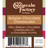 The Cheesecake Factory Single Serve Belgian Chocolate Frozen Cheesecake - 3.43oz - image 4 of 4
