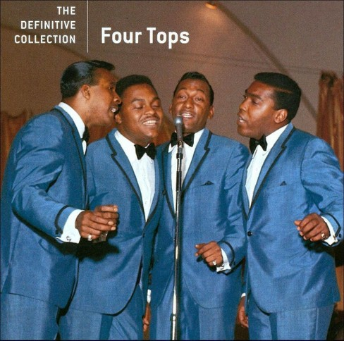 Four tops - Definitive collection (CD) - image 1 of 1