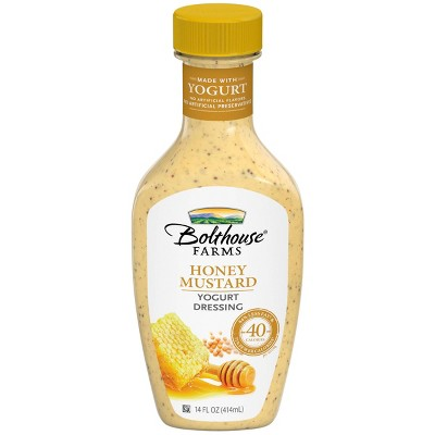 Bolthouse Farms Honey Mustard - 14oz