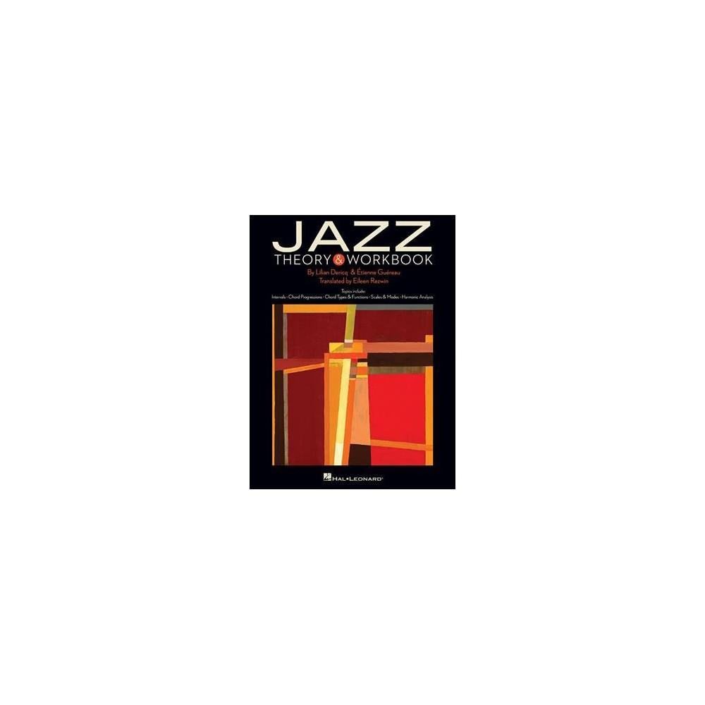 Jazz Theory - Workbook by Lilian Dericq & Etienne Guereau (Paperback)