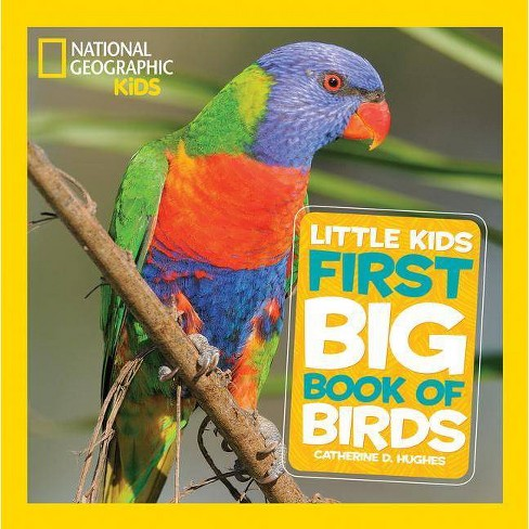 National Geographic Little Kids First Big Book of Birds - by  Catherine D Hughes (Hardcover) - image 1 of 1