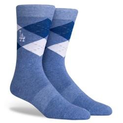 MLB Los Angeles Dodgers Varsity Crew Socks