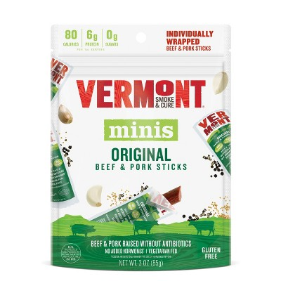 Vermont Smoke & Cure Minis