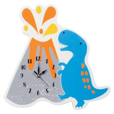 Trend Lab Dinosaur Wall Clocks - Blue