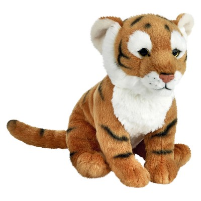 Lelly National Geographic Tiger Plush Toy