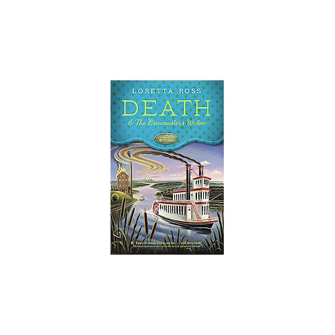 Death The Brewmasters Widow Paperback Loretta Ross Target