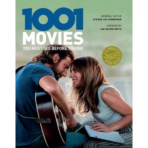 1001 Movies You Must See Before You Die - 8 Edition (Hardcover) - image 1 of 1
