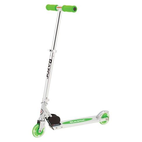 Razor Lighted Wheel Scooter Neon Green Target