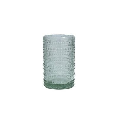 13oz 6pk Glass Jupiter Ice Beverage Glasses Sage - Fortessa Tableware Solutions