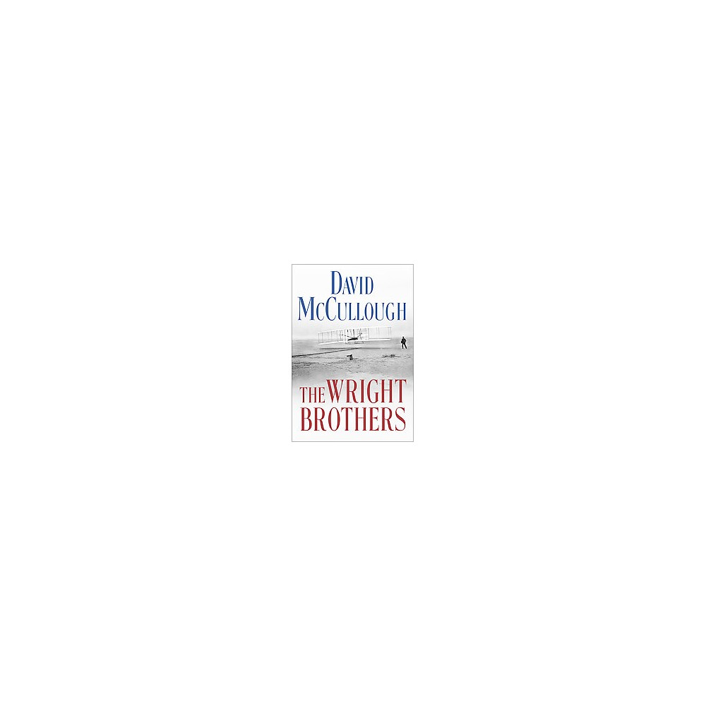 Wright Brothers (Large Print) (Hardcover) (David McCullough)