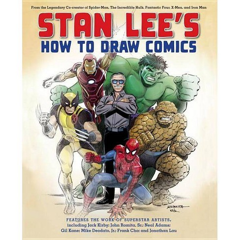 Stan Lee's How to Draw Comics - (Paperback) - image 1 of 1