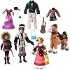 Disney Tangled The Series Classic Rapunzel, Flynn, Cassandra and Maximus Exclusive Deluxe Doll 4-Pack Gift Set - image 2 of 3